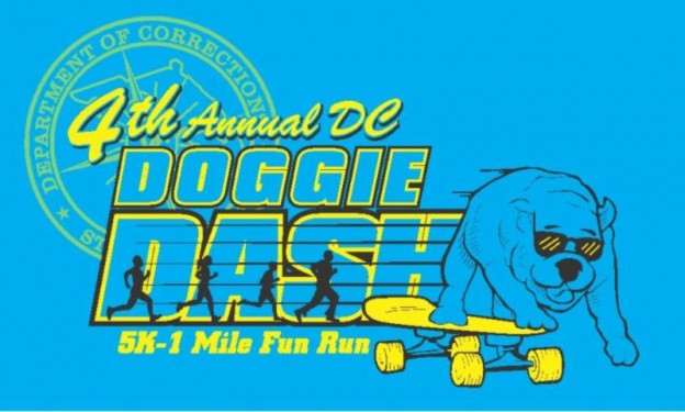 4th Annual Department of Corrections Doggie Dash Tallahassee fun run