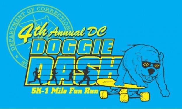 4th Annual Department of Corrections Doggie Dash Tallahassee fun run