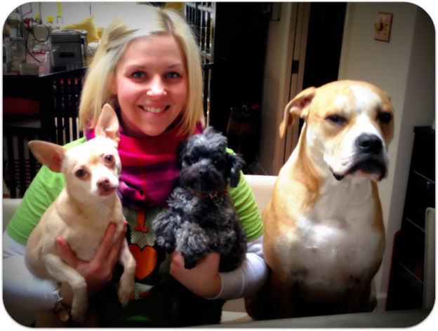 Downers Grove Pet Sitter Liz