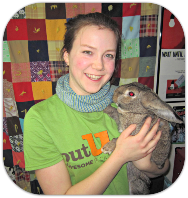 Meet Madison's Awesome Pet Sitter Erica