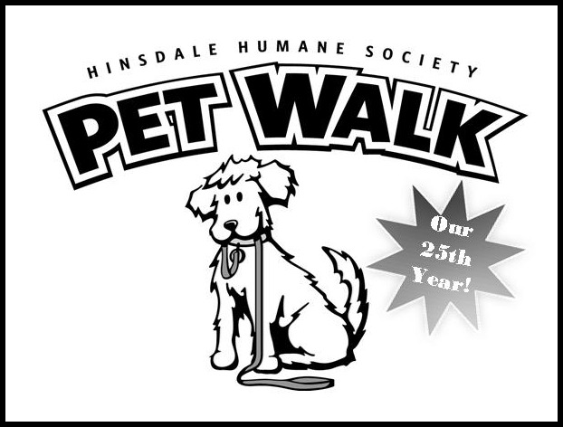 Downers Grove pet event Hinsdale Humane Society pet walk fundraiser