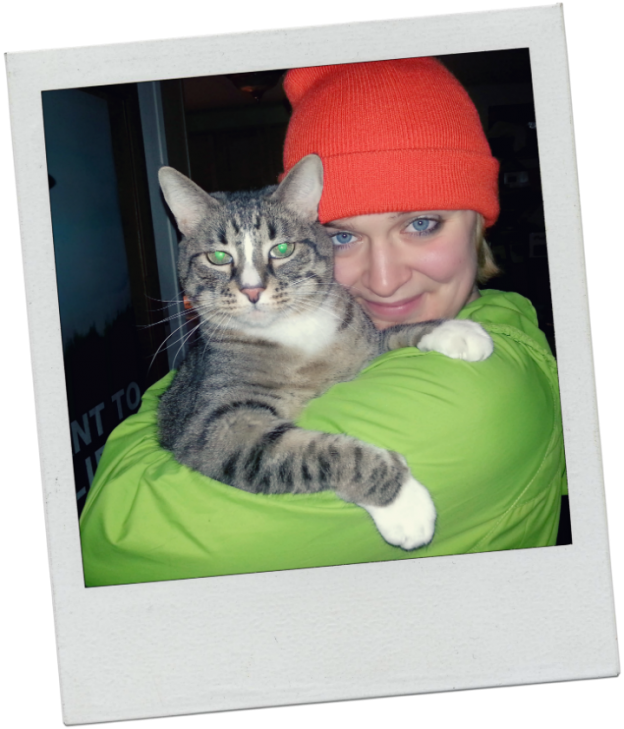 madison pet sitter, Rebecca
