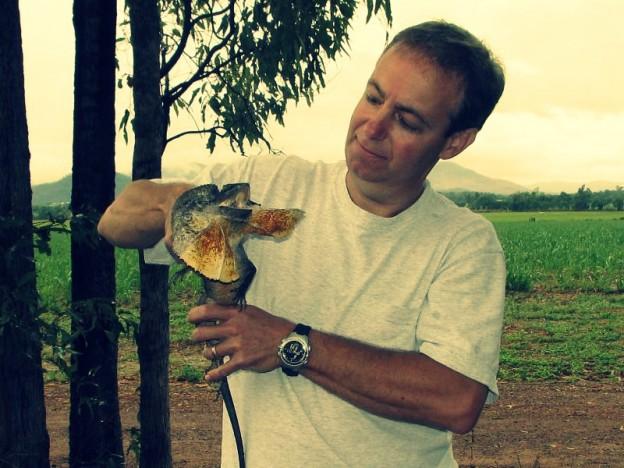 Tallahassee Pet Sitting Extraordinaire, Richard!