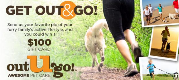 Get Out & Go! pet photo contest