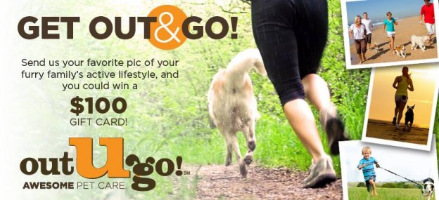 Enter our Get Out & Go! Facebook photo contest!