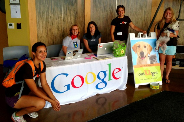 out-u-go! boulder pet care dog walks for Boulder Google bring your dog to work day